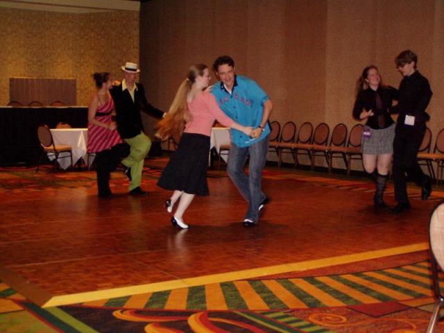 Swing Dance 2; unknown