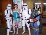 Troopers and Bunny and Fett, oh my! All unknown