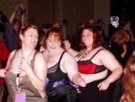 Dance!: Three unknown ladies