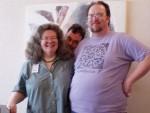 Lisa, Blake, and RJ