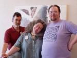 Blake, Lisa, and RJ