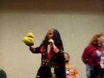 K'Elvis doing Klingon Shakespeare